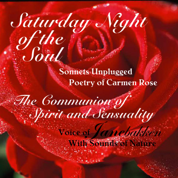 Jane Bakken's Poetry CD - Saturday Night of the Soul
